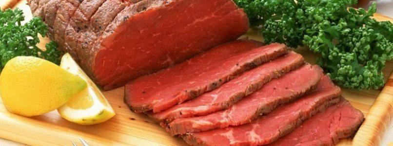 Ricetta Roast beef con carote e cipolle